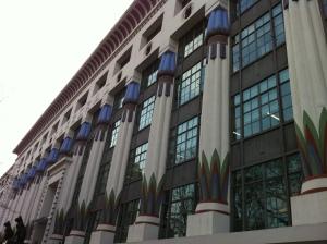 WGSNs huvudkontor