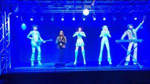Inauguration of the ABBA museum in Stockholm, Sweden - 06 May 2013